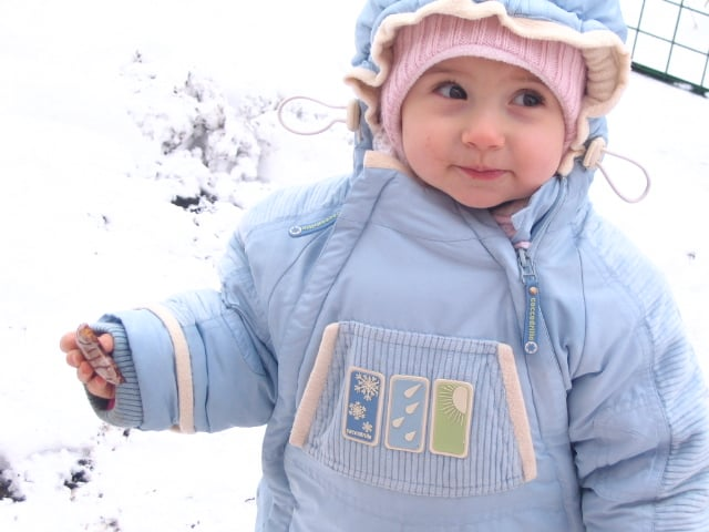 Baby Must-Haves For Winter